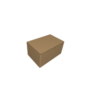 Коробка с откидной крышкой fefco 215-CUTCNC.RU